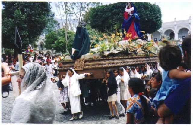 Holy Week in Guatemala 007