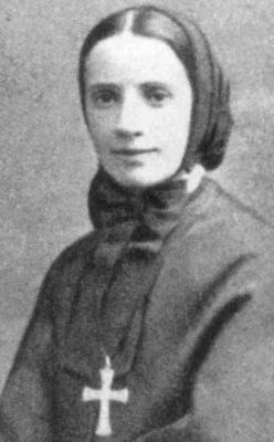 This is St. Frances Xavier Cabrini