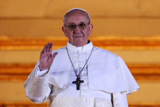 This is Pope Francis