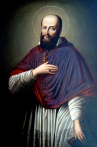 This is St. Francis de Sales