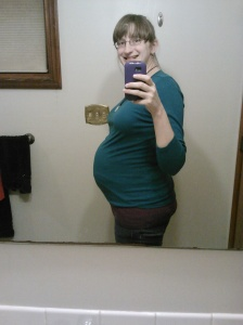 Once, I wondered if I'd ever look pregnant...