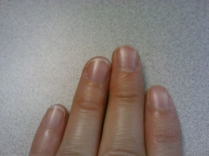 Nails on Friday